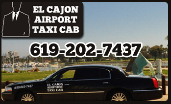 El Cajon to San Diego Airport Pick Up